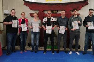 Kampfrichter-Seminar 2018 Bottrop