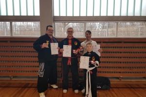 Offener Kampfkunst Lehrgang DTO 2018
