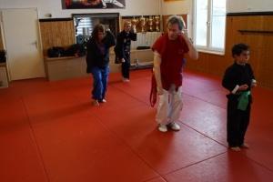 Shaolin-Quan-Seminar Recklinghausen 2017